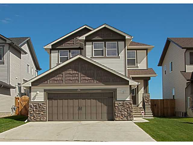 Main Photo: 26 SILVERADO SKIES Drive SW in CALGARY: Silverado Residential Detached Single Family for sale (Calgary)  : MLS® # C3622780