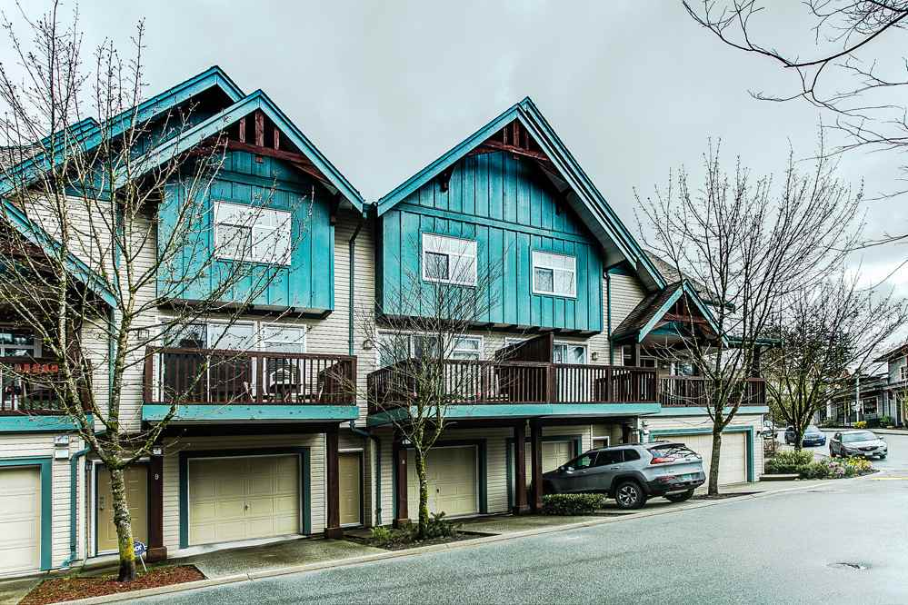 Main Photo: 8 50 PANORAMA Place in Port Moody: Heritage Woods PM Townhouse for sale : MLS® # R2050227