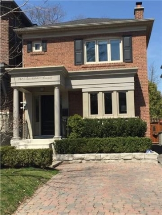 Main Photo: 342 Brookdale Avenue in Toronto: Lawrence Park North House (2-Storey) for lease (Toronto C04)  : MLS(r) # C3511255