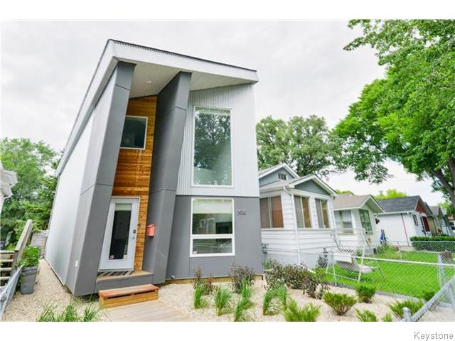 Main Photo: 703 Walker Avenue in Winnipeg: Fort Rouge Residential for sale (1Aw)  : MLS® # 1622099