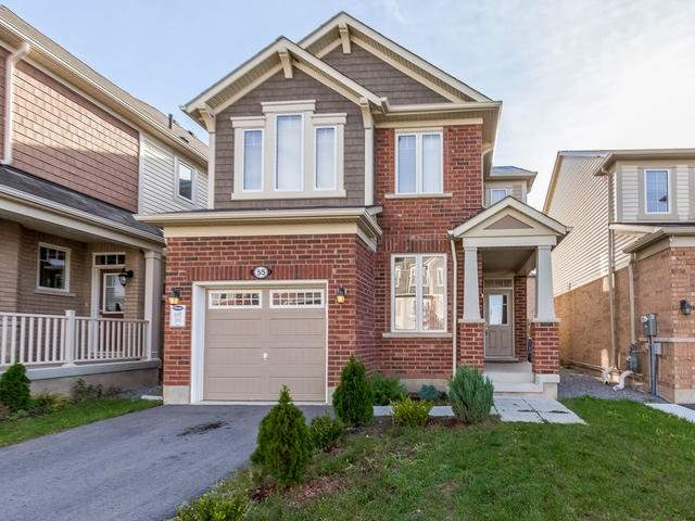 Main Photo: 55 Agricola Road in Brampton: Northwest Brampton House (2-Storey) for sale : MLS®# W3644251
