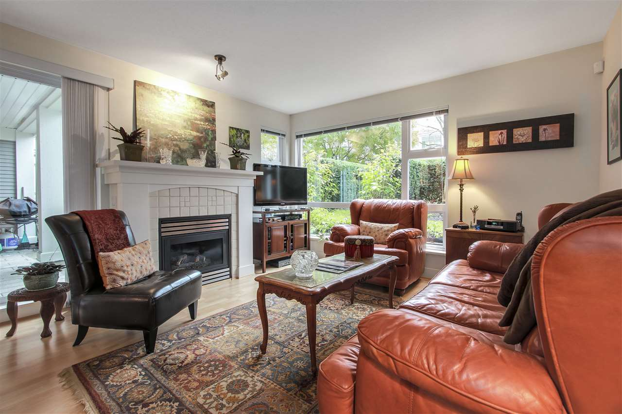 "Photo 7: 110 1868 W 5TH Avenue in Vancouver: Kitsilano Condo for sale in ""Greenwich"" (Vancouver West)  : MLS(r) # R2122472"