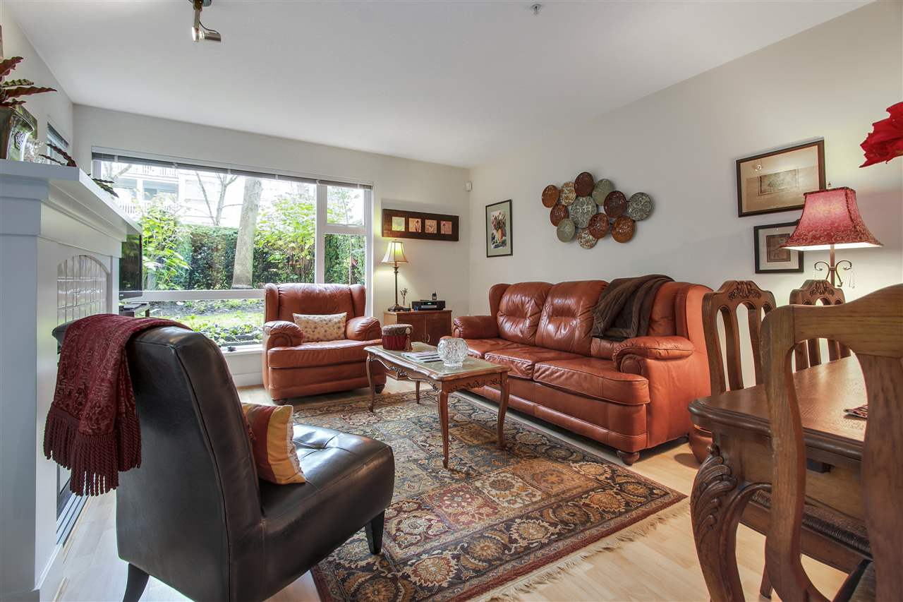 "Photo 6: 110 1868 W 5TH Avenue in Vancouver: Kitsilano Condo for sale in ""Greenwich"" (Vancouver West)  : MLS(r) # R2122472"
