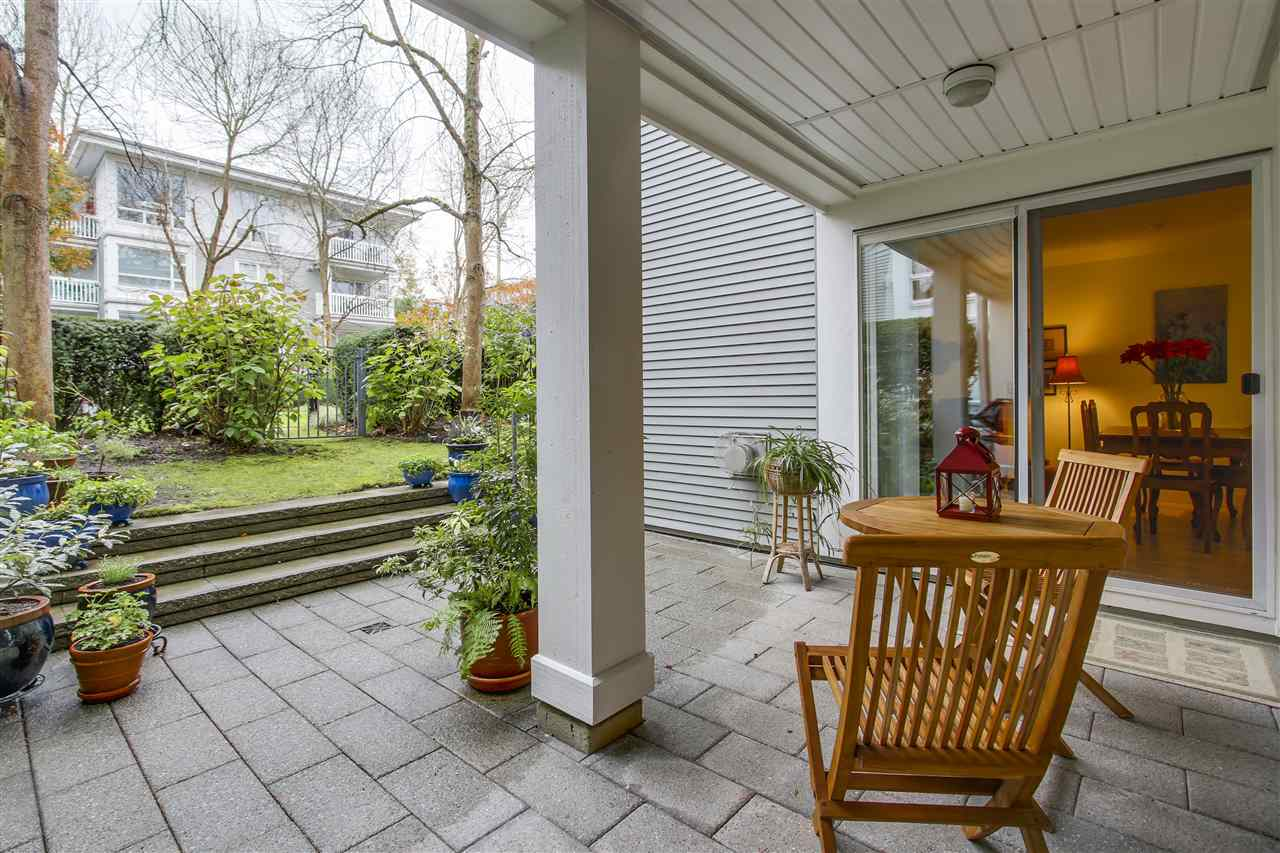 "Photo 13: 110 1868 W 5TH Avenue in Vancouver: Kitsilano Condo for sale in ""Greenwich"" (Vancouver West)  : MLS(r) # R2122472"