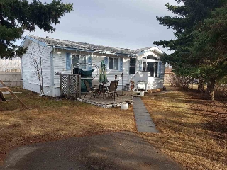 Main Photo: 576 Evergreen Park NW in Edmonton: Zone 51 Mobile for sale : MLS® # E4056231