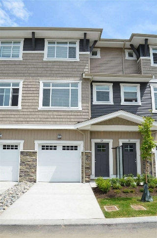 "Main Photo: 20 34230 ELMWOOD Drive in Abbotsford: Abbotsford East Townhouse for sale in ""Ten Oaks"" : MLS® # R2175066"