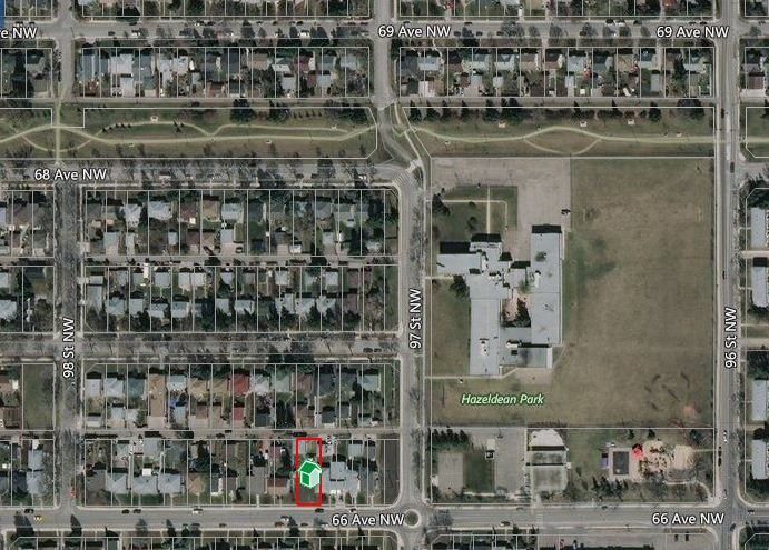 Main Photo: 9716 66 Avenue in Edmonton: Zone 17 Vacant Lot for sale : MLS® # E4070763