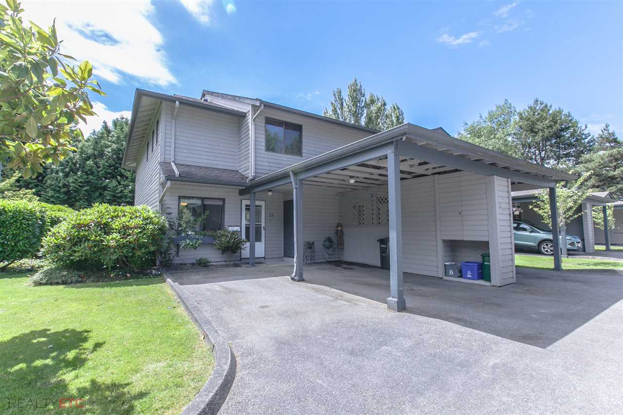 "Main Photo: 28 7300 LEDWAY Road in Richmond: Granville Townhouse for sale in ""LAURELWOOD GARDENS"" : MLS(r) # R2182190"