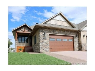 Main Photo: 301 5300 - 60 Street: Sylvan Lake House Half Duplex for sale : MLS® # E4072751