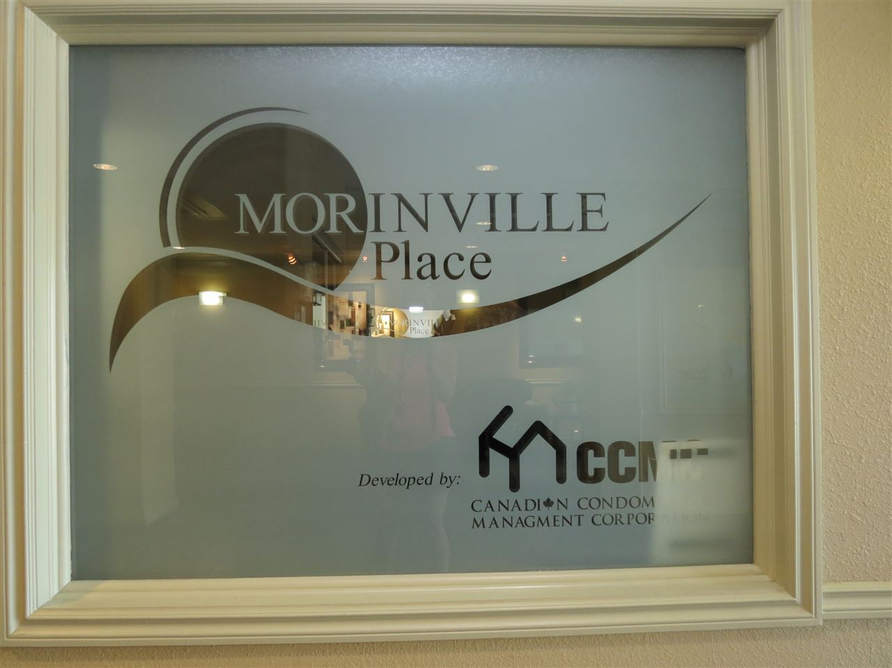Photo 2: 106 9910 107 Street: Morinville Condo for sale : MLS® # E4073141