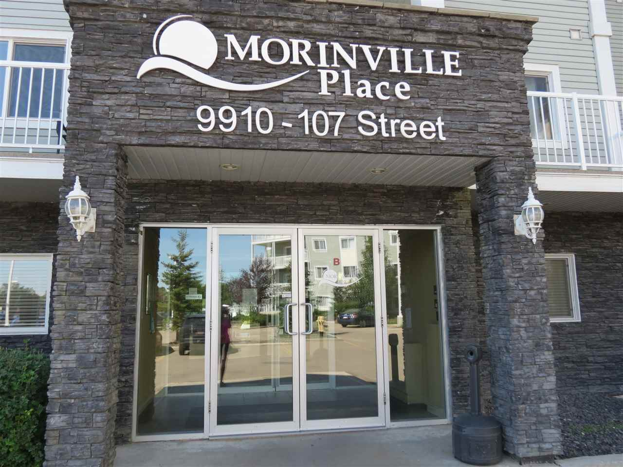 Main Photo: 106 9910 107 Street: Morinville Condo for sale : MLS® # E4073141