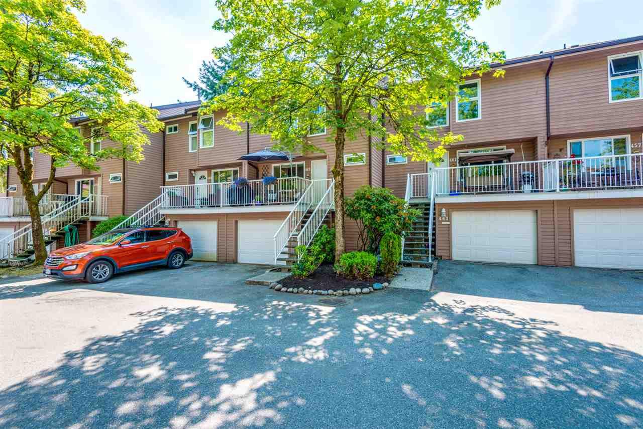 "Main Photo: 465 CARLSEN Place in Port Moody: North Shore Pt Moody Townhouse for sale in ""Eagle Point"" : MLS(r) # R2188813"