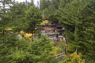 "Main Photo: 1710 WOODS Road: Bowen Island House for sale in ""Grafton Bay"" : MLS® # R2191502"
