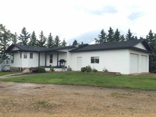 Main Photo: 60319 RGE RD 252: Rural Westlock County House for sale : MLS® # E4076389