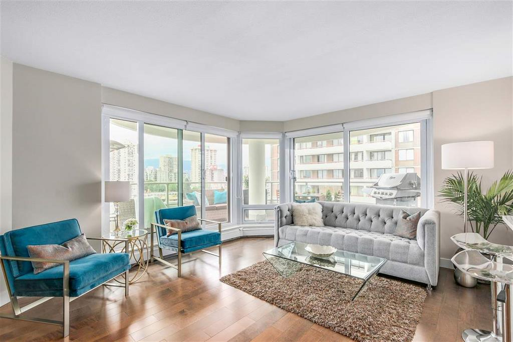 Main Photo: 1203 1020 Harwood Street in Vancouver: West End VW Condo for sale (Vancouver West)  : MLS®# R2176386