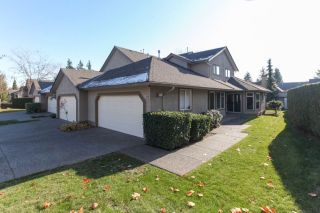 "Main Photo: 133 15988 83 Avenue in Surrey: Fleetwood Tynehead Townhouse for sale in ""Glenridge"" : MLS® # R2220361"