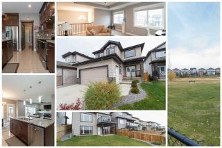 Main Photo: 1416 HAYS Way in Edmonton: Zone 58 House for sale : MLS® # E4087924