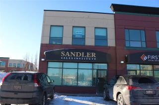 Main Photo: 67B 201 Kaska Road: Sherwood Park Office for lease : MLS®# E4097607