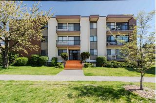"Main Photo: 205 505 NINTH Street in New Westminster: Uptown NW Condo for sale in ""Fraser View Apartments"" : MLS®# R2262674"