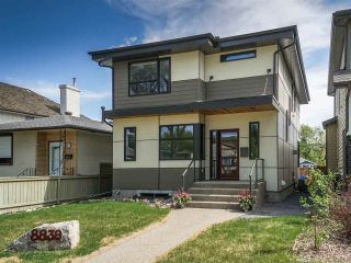 Main Photo: 8839 93 Street in Edmonton: Zone 18 House for sale : MLS®# E4112280