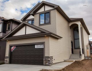 Main Photo: 3319 13 Avenue in Edmonton: Zone 30 House for sale : MLS®# E4125126