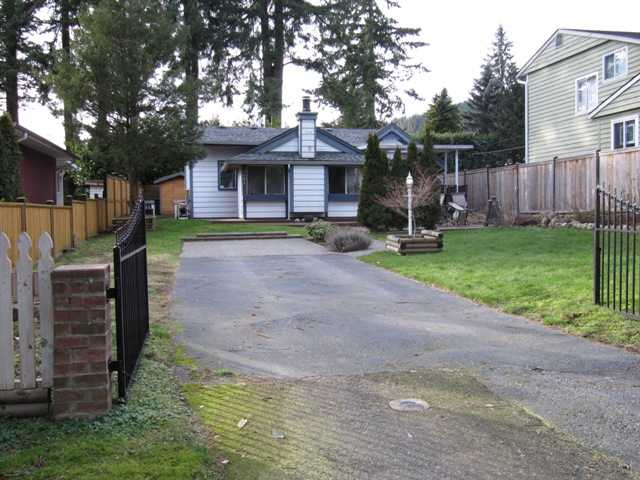 Main Photo: 3681 CAMPBELL Avenue in North Vancouver: Lynn Valley House for sale : MLS® # V872665