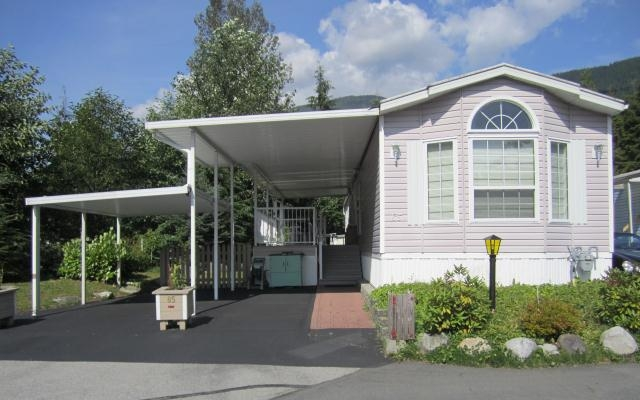 "Main Photo: 85 3295 SUNNY SIDE Road: Anmore House for sale in ""SUNNYSIDE VILLAGE"" (Port Moody)  : MLS® # V906324"