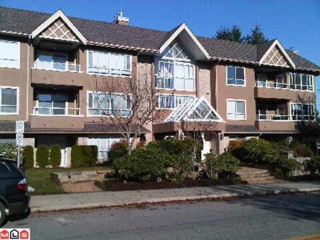 "Photo 1: 105 15375 17TH Avenue in Surrey: King George Corridor Condo for sale in ""CARMEL PLACE"" (South Surrey White Rock)  : MLS® # F1127859"