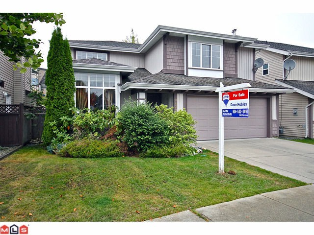 Main Photo: 9429 202A Street in Langley: Walnut Grove House for sale : MLS®# F1225238