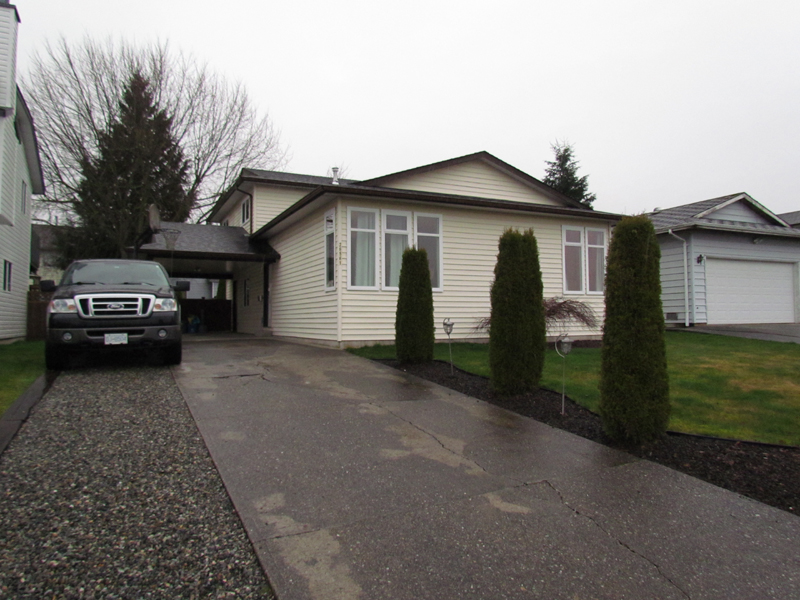 Main Photo: 26561 28th Avenue in ALDERGROVE: Aldergrove Langley House for rent (Langley)