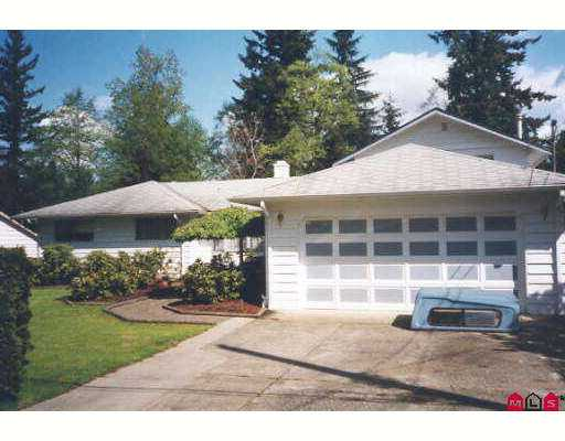 Main Photo: 19143 87A in Surrey: Port Kells House for sale : MLS® # F2311539
