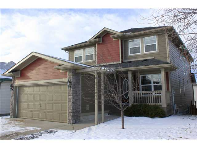 Main Photo: 53 CRYSTALRIDGE Close: Okotoks Residential Detached Single Family for sale : MLS(r) # C3593545