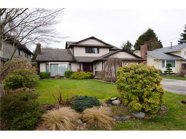Main Photo: 1299 52ND Street in Tsawwassen: Cliff Drive House for sale : MLS®# V1049572