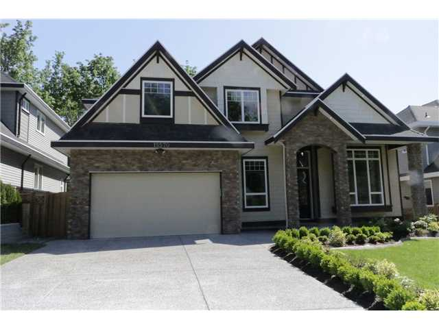Main Photo: 15570 76A Avenue in Surrey: Fleetwood Tynehead House for sale : MLS®# F1412210