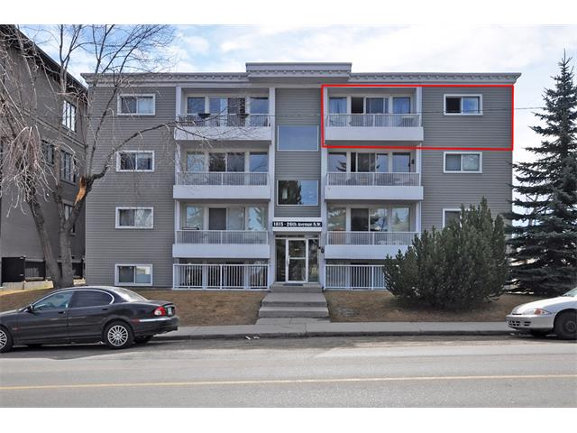 Photo 3: 13 1815 26 Avenue SW in Calgary: South Calgary Condo for sale : MLS(r) # C4003728
