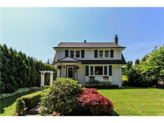 "Main Photo: 524 FIRST Street in New Westminster: Queens Park House for sale in ""QUEEN'S PARK"" : MLS®# V1126200"