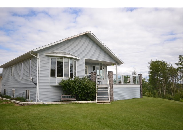 Main Photo: 13065 TAMARACK Avenue in Fort St. John: Fort St. John - Rural W 100th House for sale (Fort St. John (Zone 60))  : MLS® # N246193
