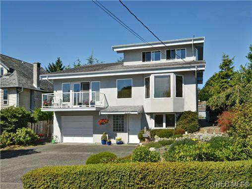Main Photo: 4008 White Rock Street in VICTORIA: SE Ten Mile Point Single Family Detached for sale (Saanich East)  : MLS(r) # 354736