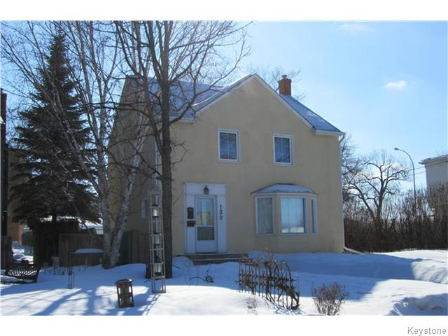 Main Photo: 130 Masson Street in Winnipeg: St Boniface Residential for sale (South East Winnipeg)  : MLS(r) # 1604055
