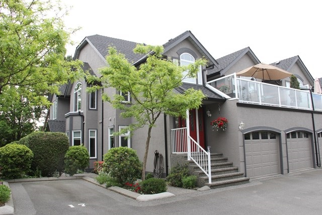 "Main Photo: 28 4740 221 Street in Langley: Murrayville Townhouse for sale in ""Eaglecrest"" : MLS(r) # R2066258"
