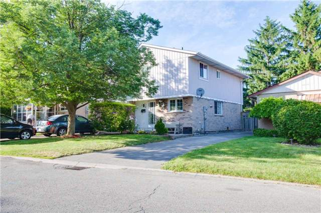 Main Photo: 3 Hillpark Trail in Brampton: Central Park House (2-Storey) for sale : MLS® # W3523636