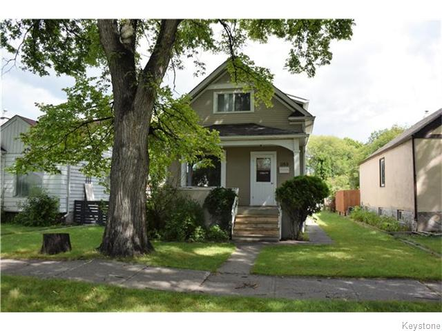 Main Photo: 1163 Strathcona Street in Winnipeg: Sargent Park Residential for sale (5C)  : MLS® # 1622036