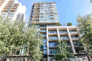 "Main Photo: 503 1252 HORNBY Street in Vancouver: Downtown VW Condo for sale in ""Pure"" (Vancouver West)  : MLS® # R2106411"