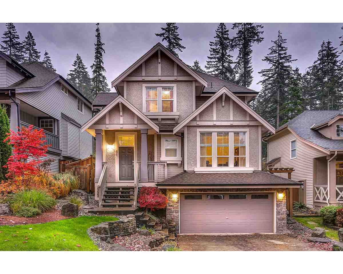 Main Photo: 44 ALDER Drive in Port Moody: Heritage Woods PM House for sale : MLS®# R2120699