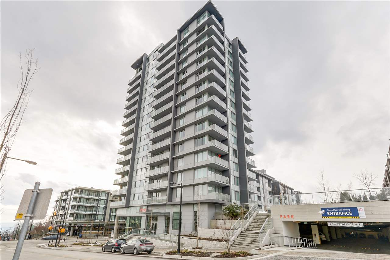 "Main Photo: 1106 9393 TOWER Road in Burnaby: Simon Fraser Univer. Condo for sale in ""CENTRE BLOCK"" (Burnaby North)  : MLS®# R2143694"