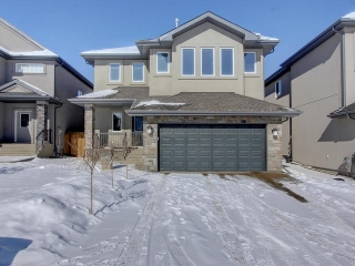 Main Photo: 2719 WATCHER Way in Edmonton: Zone 56 House for sale : MLS(r) # E4054145
