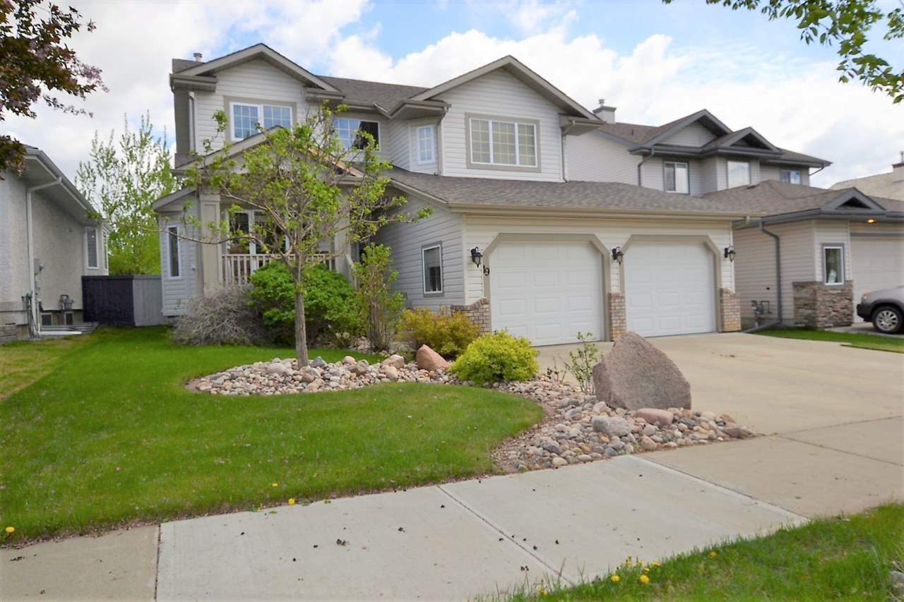 Main Photo: 19 KILDEER Court: St. Albert House for sale : MLS® # E4066472