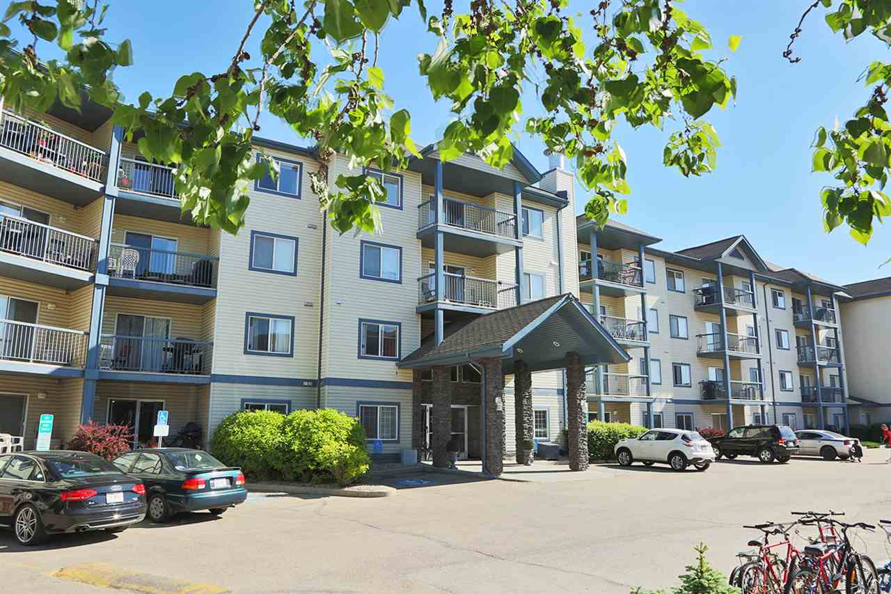 Main Photo: 446 16311 95 Street in Edmonton: Zone 28 Condo for sale : MLS(r) # E4067938