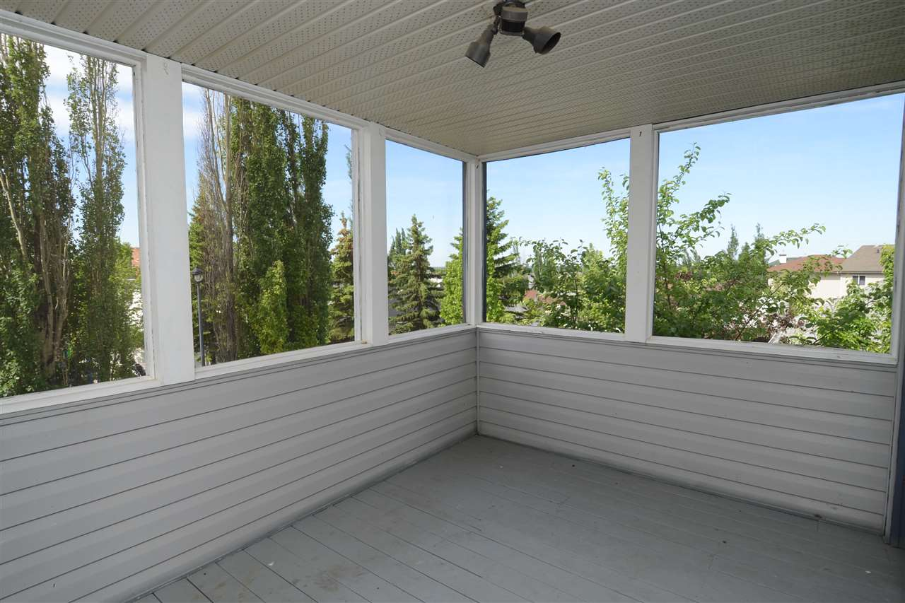 Screened in deck off kitchen/dining area. Sunny and incredibly enjoyable space.