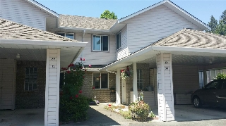 "Main Photo: 25 15020 66A Avenue in Surrey: East Newton Townhouse for sale in ""SULLIVAN MEWS"" : MLS® # R2182000"